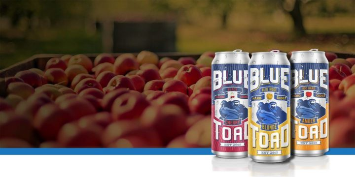 Blue Toad Hard Cider Events, June 2019