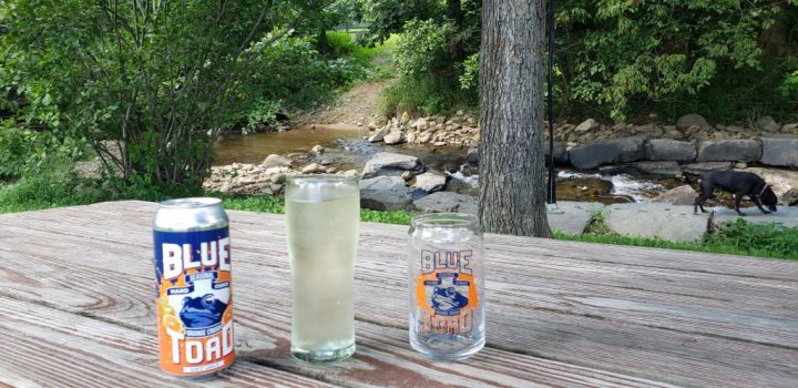 Spring On Tap At Blue Toad Hard Cider